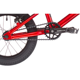 "Radio Bikes Dice 14"" candy red"